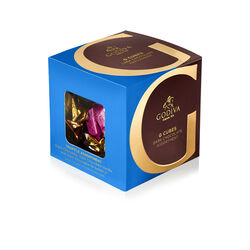 Godiva Dark Chocolate Assortment G Cube Truffle (22 pieces)