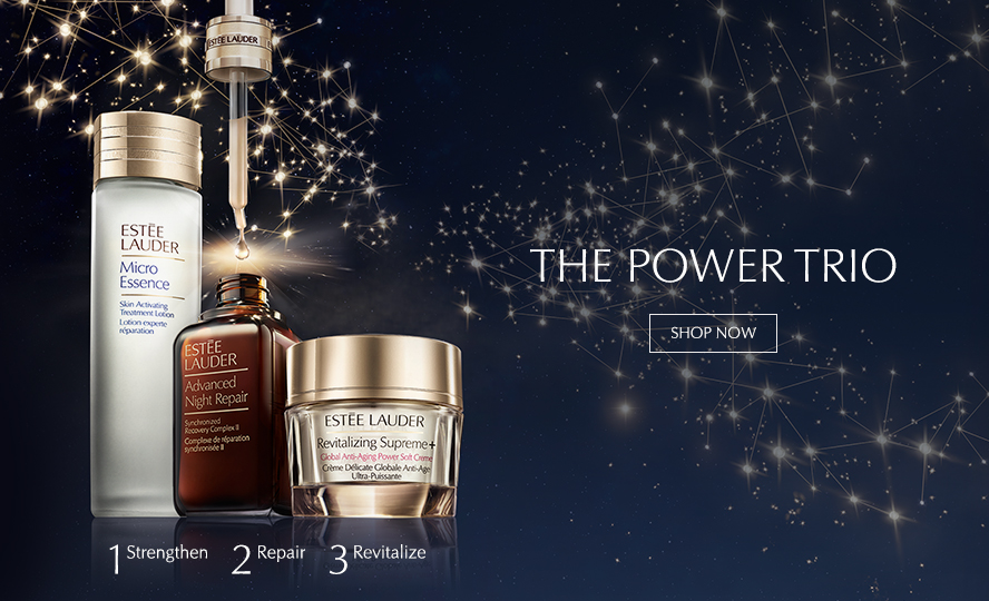 Estee Lauder Power Trio