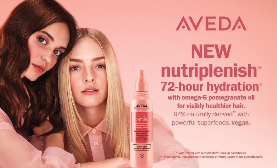 Aveda Giving it Forward